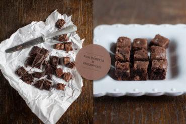 quadratini cioccolato