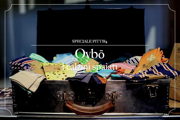 Pitti84 | Oybō, i calzini spaiati