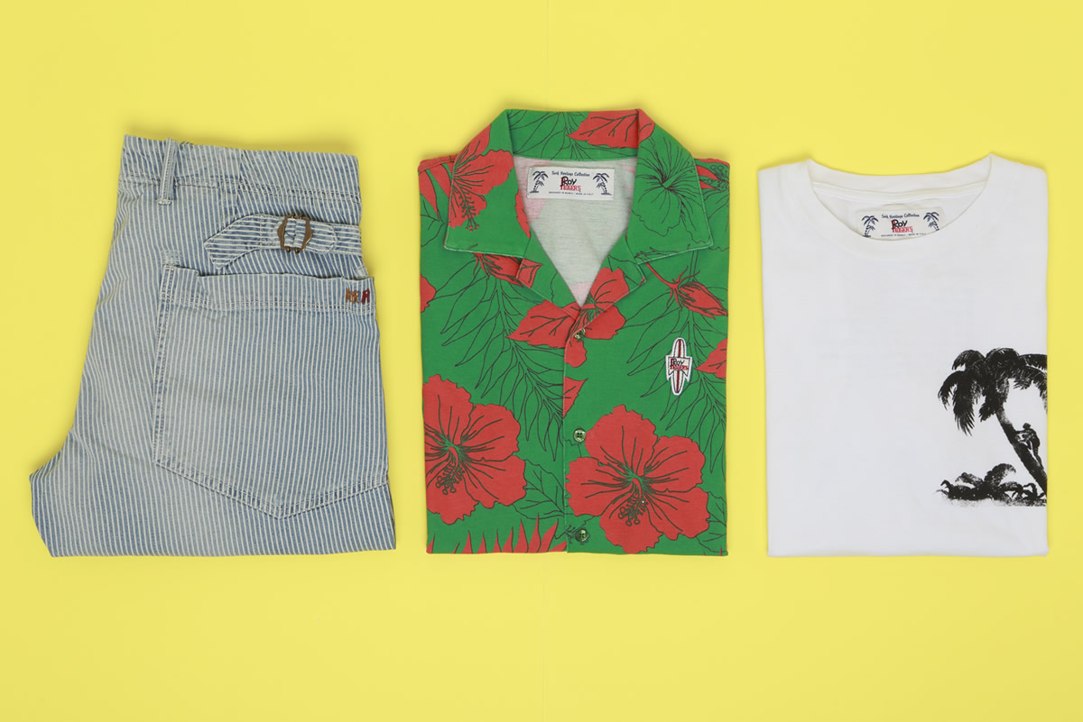 Roy Roger's Surf Heritage Collection