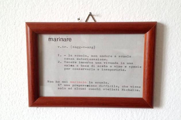 Marinare