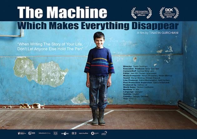 the machine 4