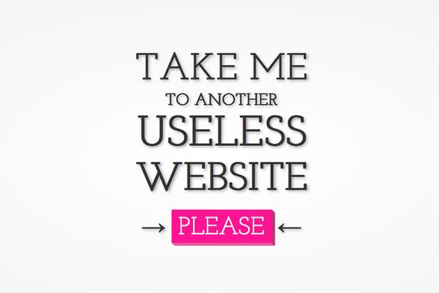 1 theuselessweb