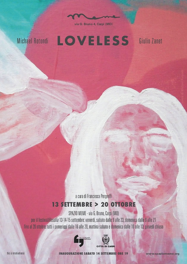 loveless locandina michael rotondi