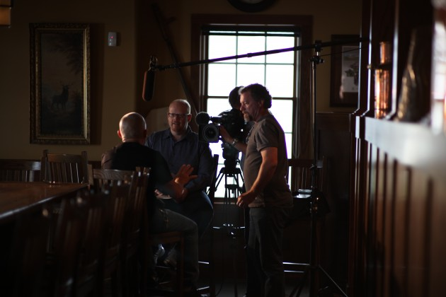 Il regista Joseph Levy intervista Mike Breitbach