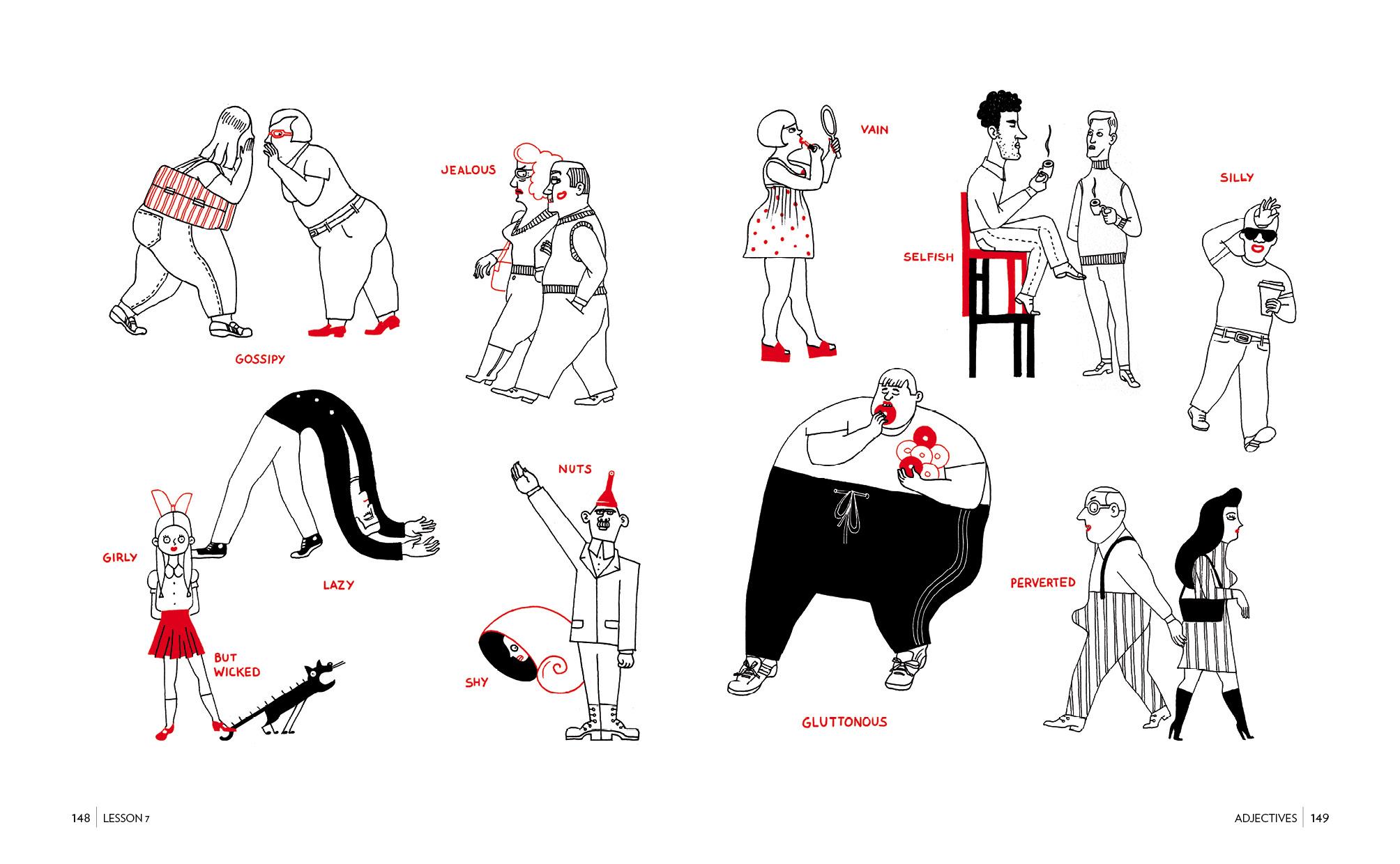 Holeland | Illustration work by Barcelona-based Luci …