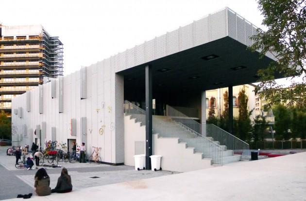 Stecca 3.0, una delle location del festival | foto © Carlo Venegoni