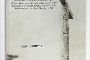 Jan Dibbets Roodborst Territorium ... 1970
