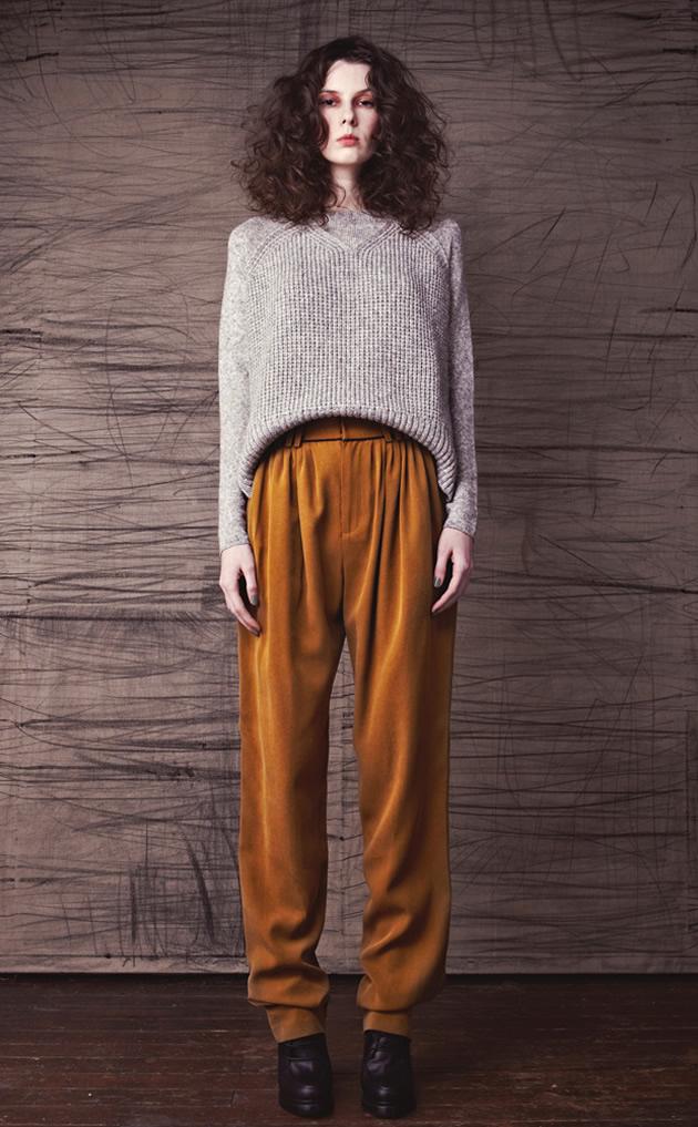 Ann Yee | dalla collezione FW2013/14