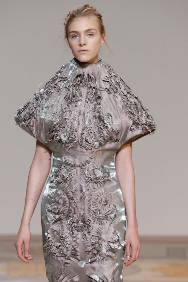 Iris van Herpen | dalla collezione haute couture 'Wilderness Embodied'