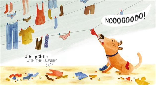 tavola da No! Copyright Marta Altes/Child's Play