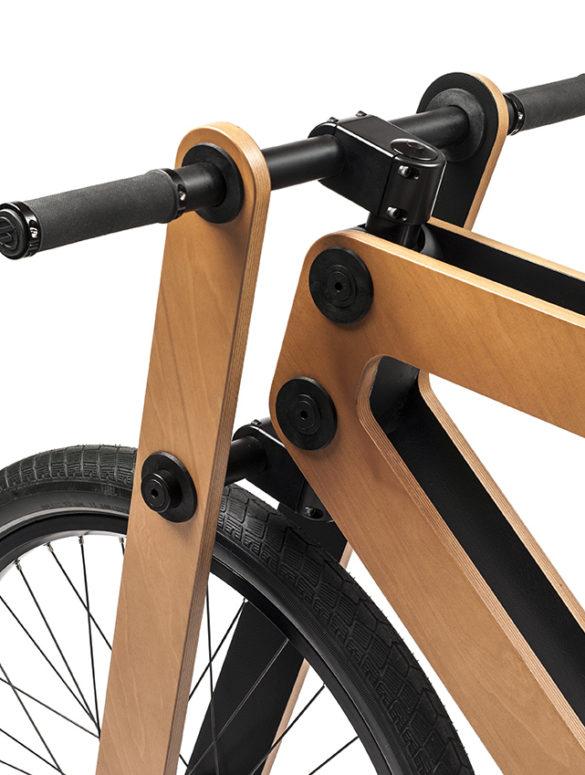 sandwichbike detail handlebar