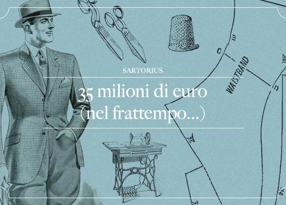 sartorius 35milioni