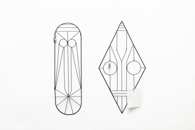 Bu! | designer: Federico Floriani | materiale: fil di ferro