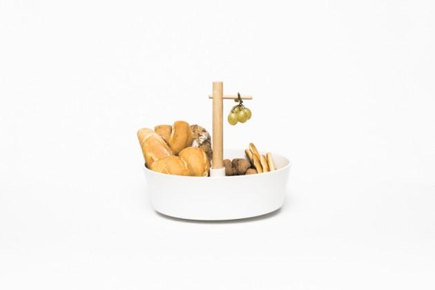 Dilemma | designer: Dean Brown | materiali: legno e ceramica