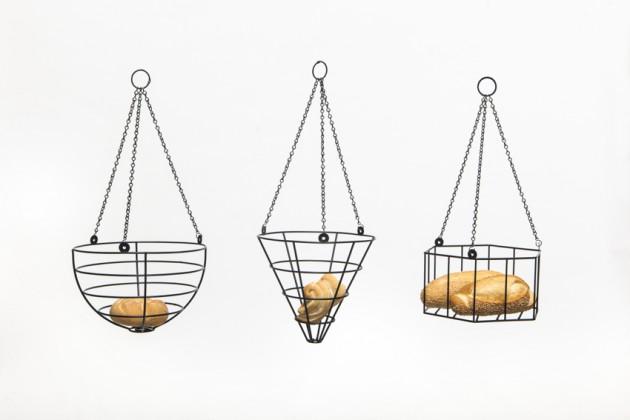 High-Wire | designer: Kirsty Minns | materiale: fil di ferro
