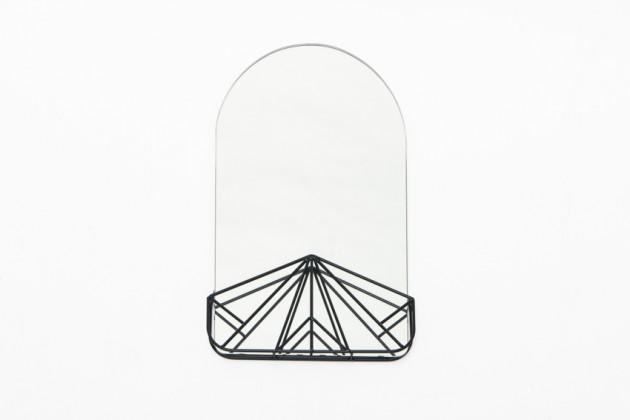 Vanity Affair | designer: Giorgia Zanellato | materiale: vetro e metallo