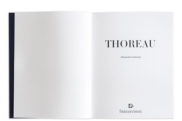 Thoreau | Alessandro Calabrese
