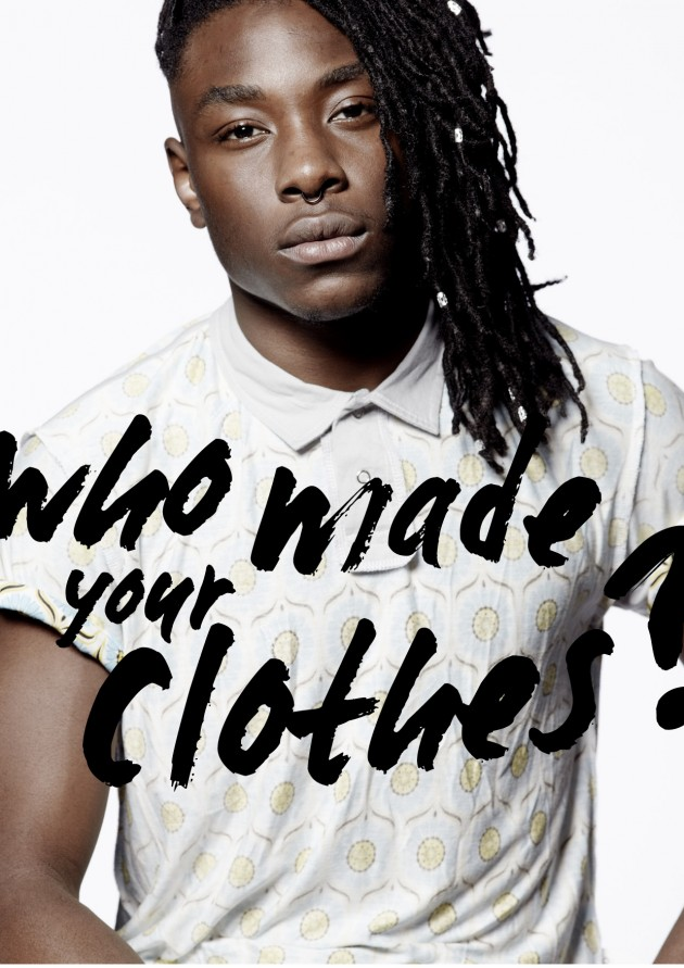 photographer: Keiron O' Connor | model: Remi Black | shirt: Komodo | stylist: Stevie Westgarth | make-up: Jo Frost | hair: Eliot Bsilla