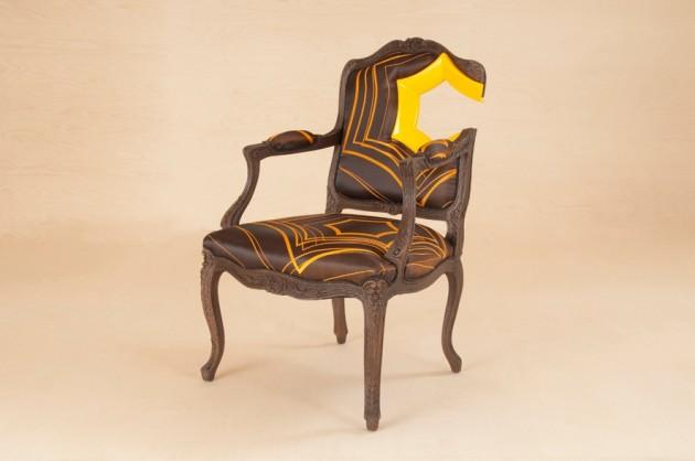 VEUVE CLICQUOT & Ferruccio Laviani _ The Correspondence Chair (1)