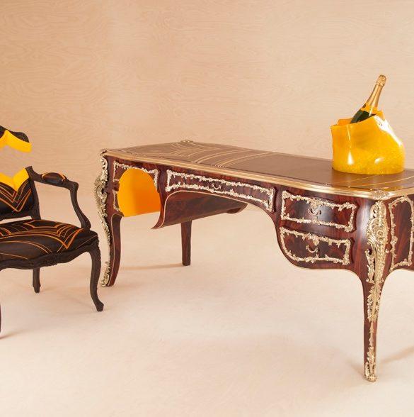 VEUVE CLICQUOT Ferruccio Laviani   The Correspondence Desk