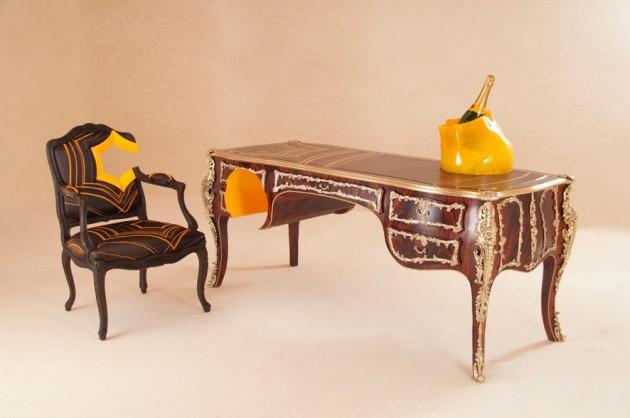 VEUVE CLICQUOT & Ferruccio Laviani _ The Correspondence Desk