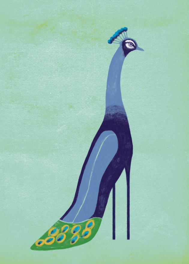 Lorenzo Gritti | Peacock Blue