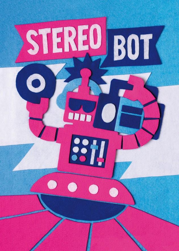 Jacopo Rosati | Stereo Bot