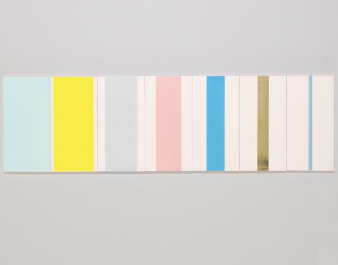 Bars, di Karel Martens (versione piastrella)