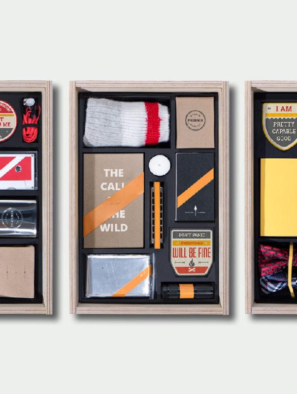 agency survival kits