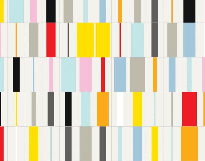 Bars, di Karel Martens