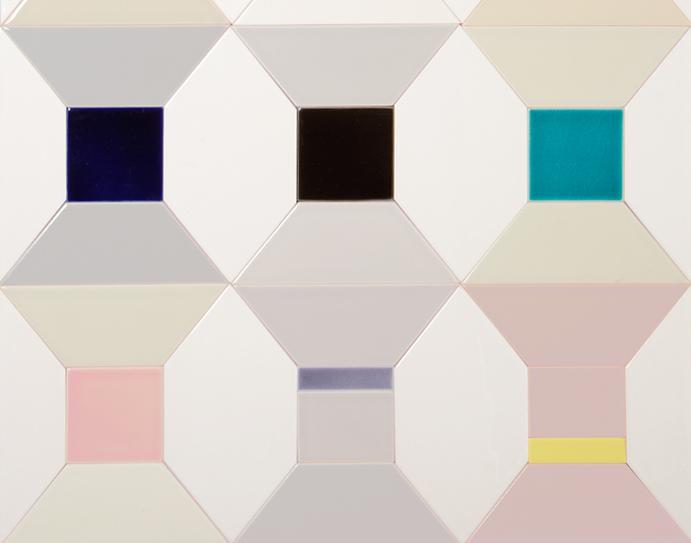 Cotton Reel, di Richard Rhys (versione piastrella)