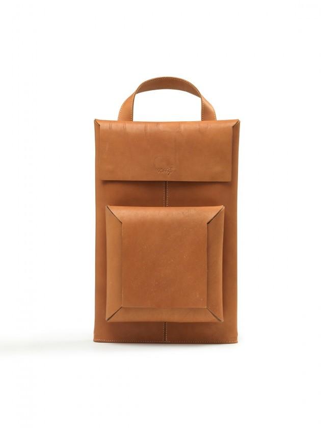 Macbook Sleeve Backpack, misure 40,5 cm x 26,5 cm x 4,5 cm