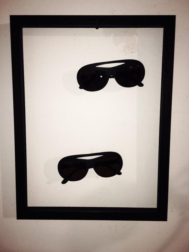 occhiali: Frank Lo, creati in esclusiva per Black Celebration
