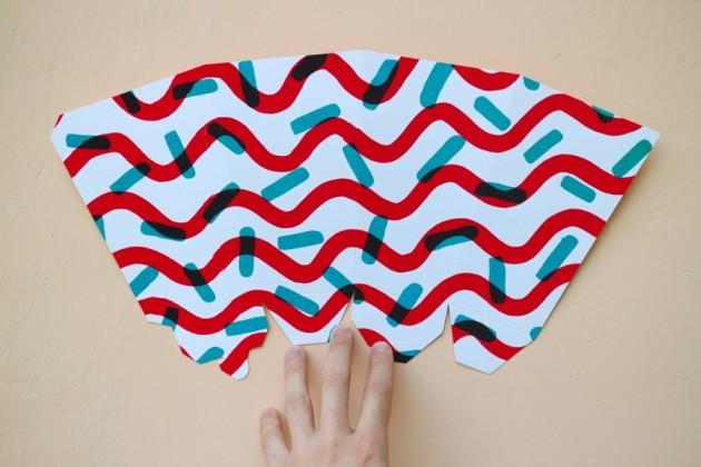 Print About Me realizza Pop Corn Explosion, un contenitore per pop corn in dieci pattern e grafiche differenti, utilizzato nel corso della festa di apertura di Toner