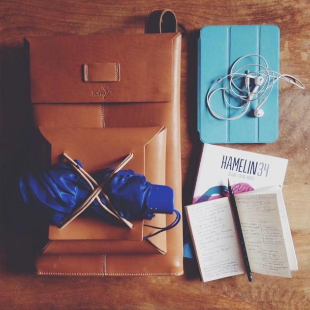 La borsa Soffio x Frizzifrizzi, realizzata in esclusiva per noi e prodotta in soli 10 esemplari