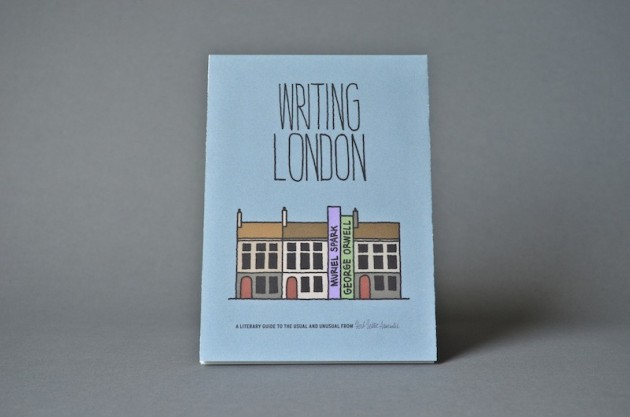 Writing London