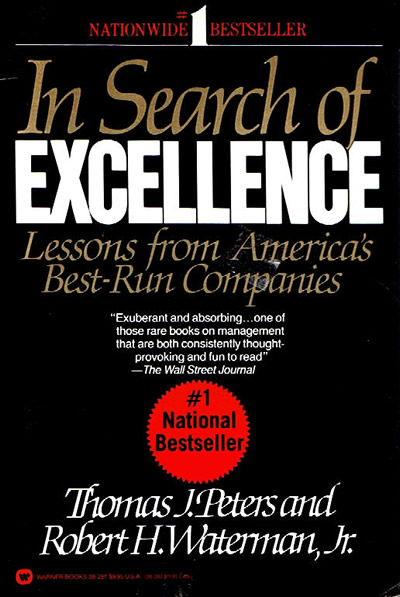 in search of excellence 1982 pdf