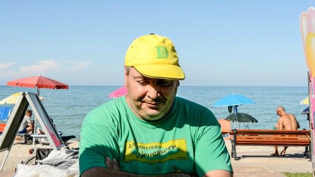 fotogramma del documentario di Mattioli e Perazzini