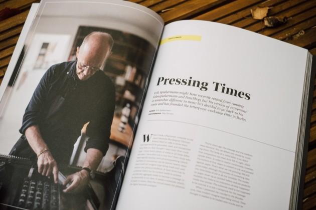 Lagom - Pressing Times 01