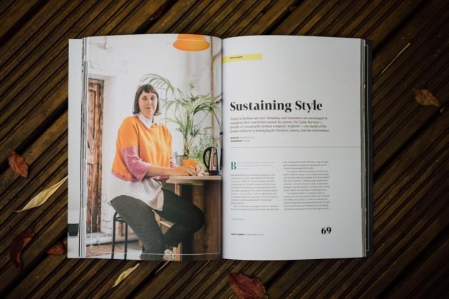 Lagom - Sustaining Style 01