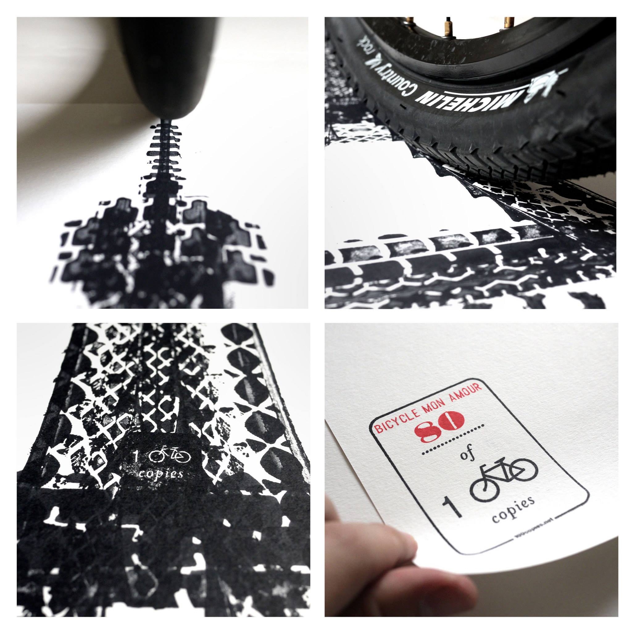 Bycicle Mon Amour | ©100copies