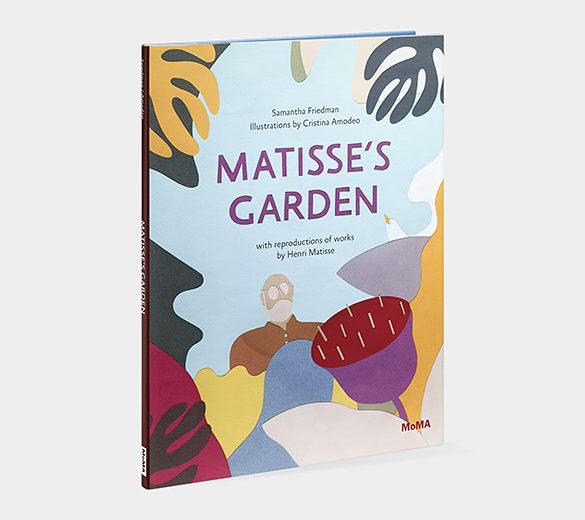 matisse s garden cover