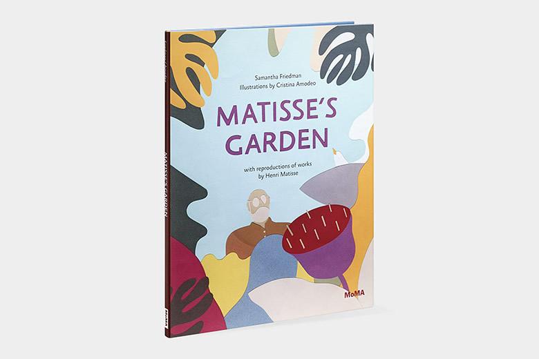 matisse_s_garden_cover