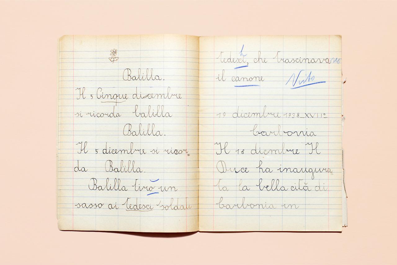 Favorito Quadernini: un archivio online che raccoglie i quaderni degli  OV33