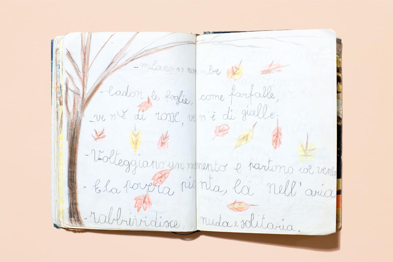Eccezionale Quadernini: un archivio online che raccoglie i quaderni degli  ZI01