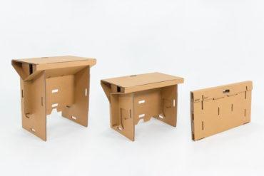scrivania cartone 00