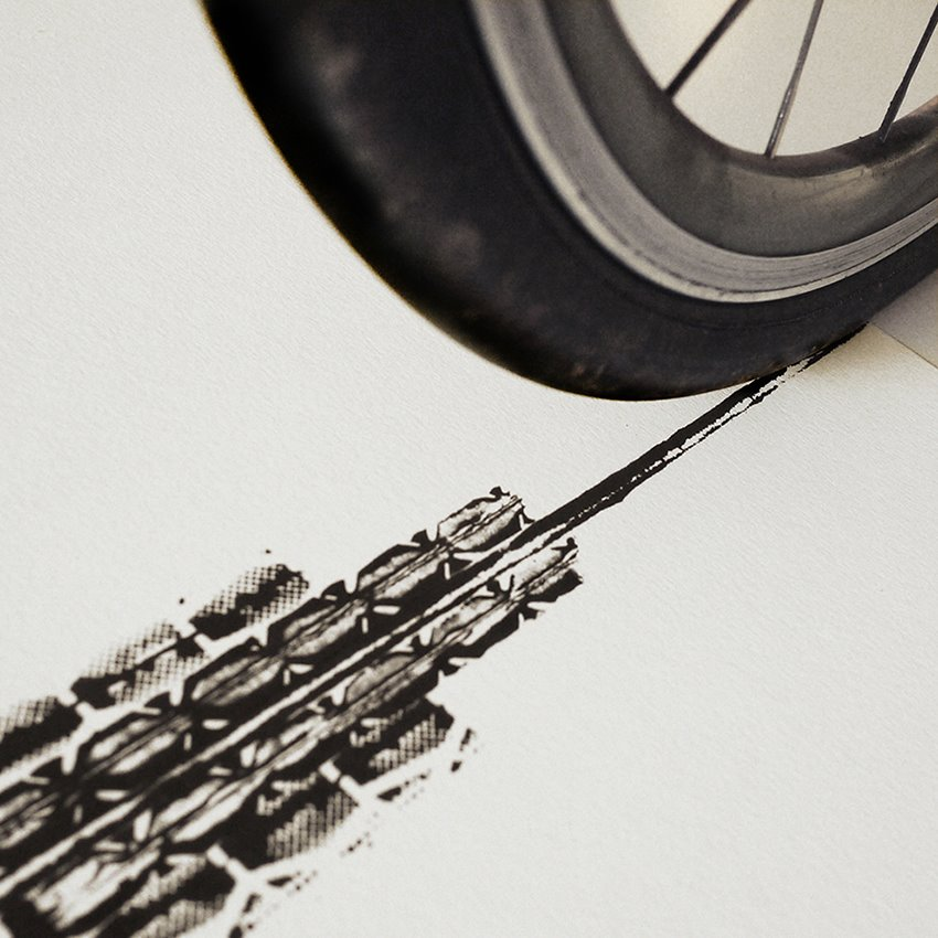 The Cyclist's Empire | ©100copies