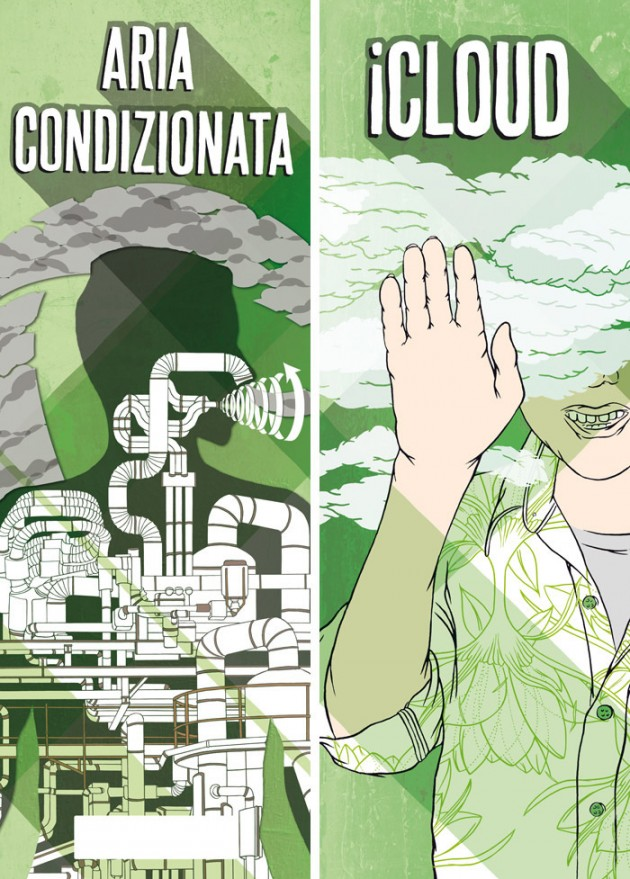 Verde Relativo, Paper Resistance per Cheap Festival 2014