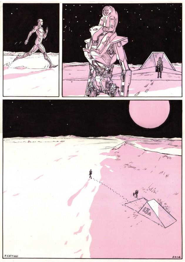 """""""Io, robot"""" di Isaac Asimov, racontato da Francesco Cattani"""