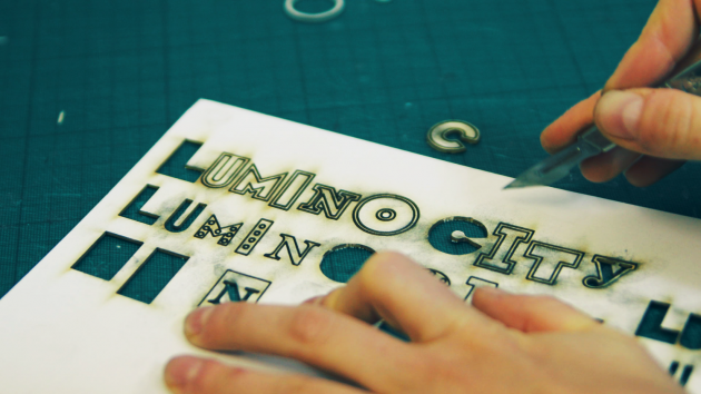 Lumino City | making of